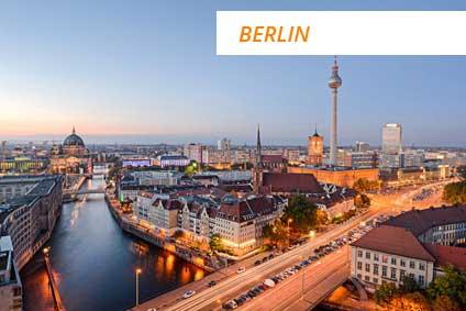 In Englisch Intensivkursen Berlin erkunden