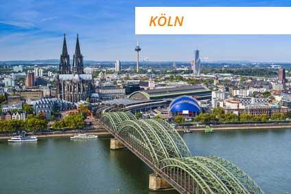 Köln Crashkurs Englisch im Seminarhotel