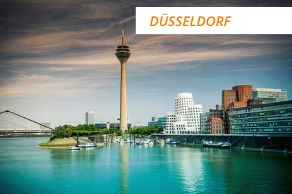 Englisch Intensivkurse in Düsseldorf am Rhein